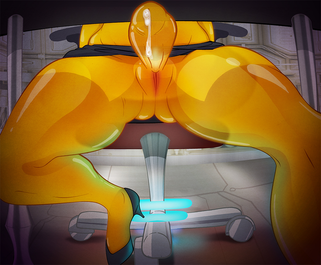 in space mirrin trials tainted Anime girls bound and gagged