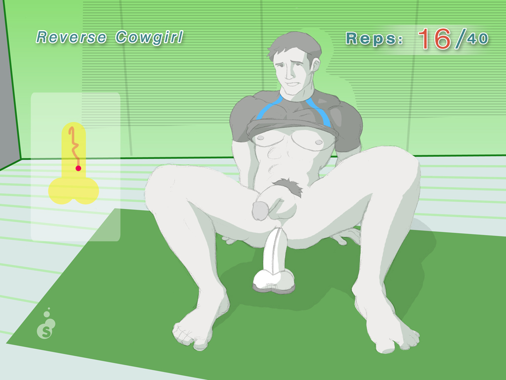 trainer fit rule wii 63 Gears of war e hentai