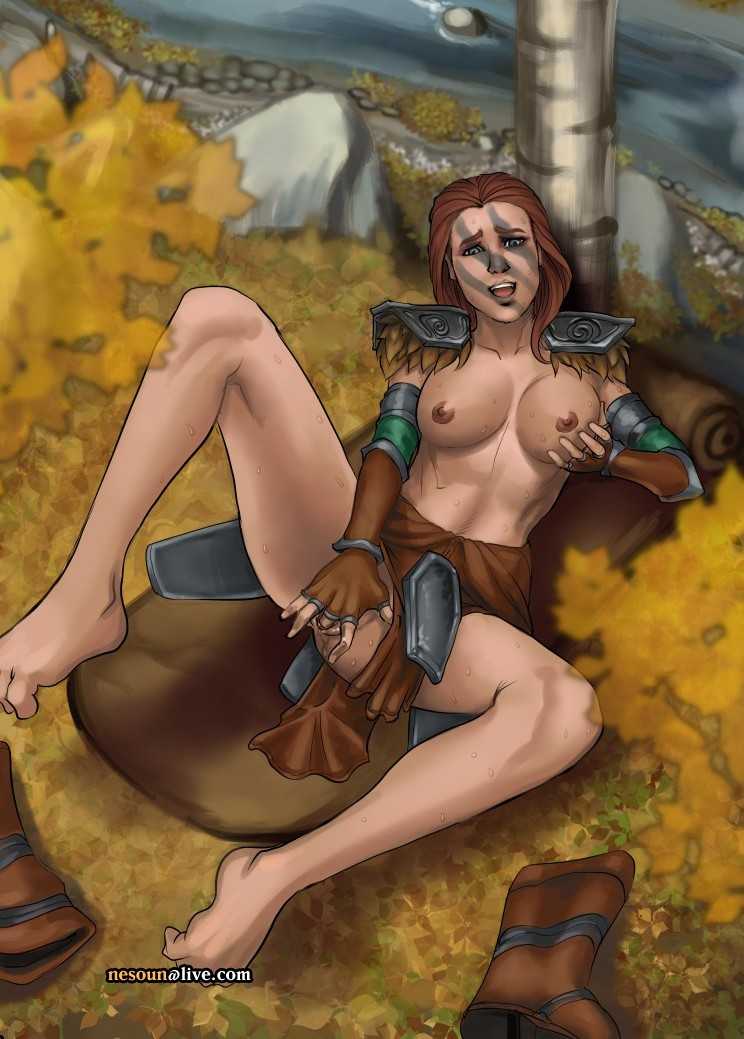 hilda the realm huntress royale Naked pictures of marge simpson
