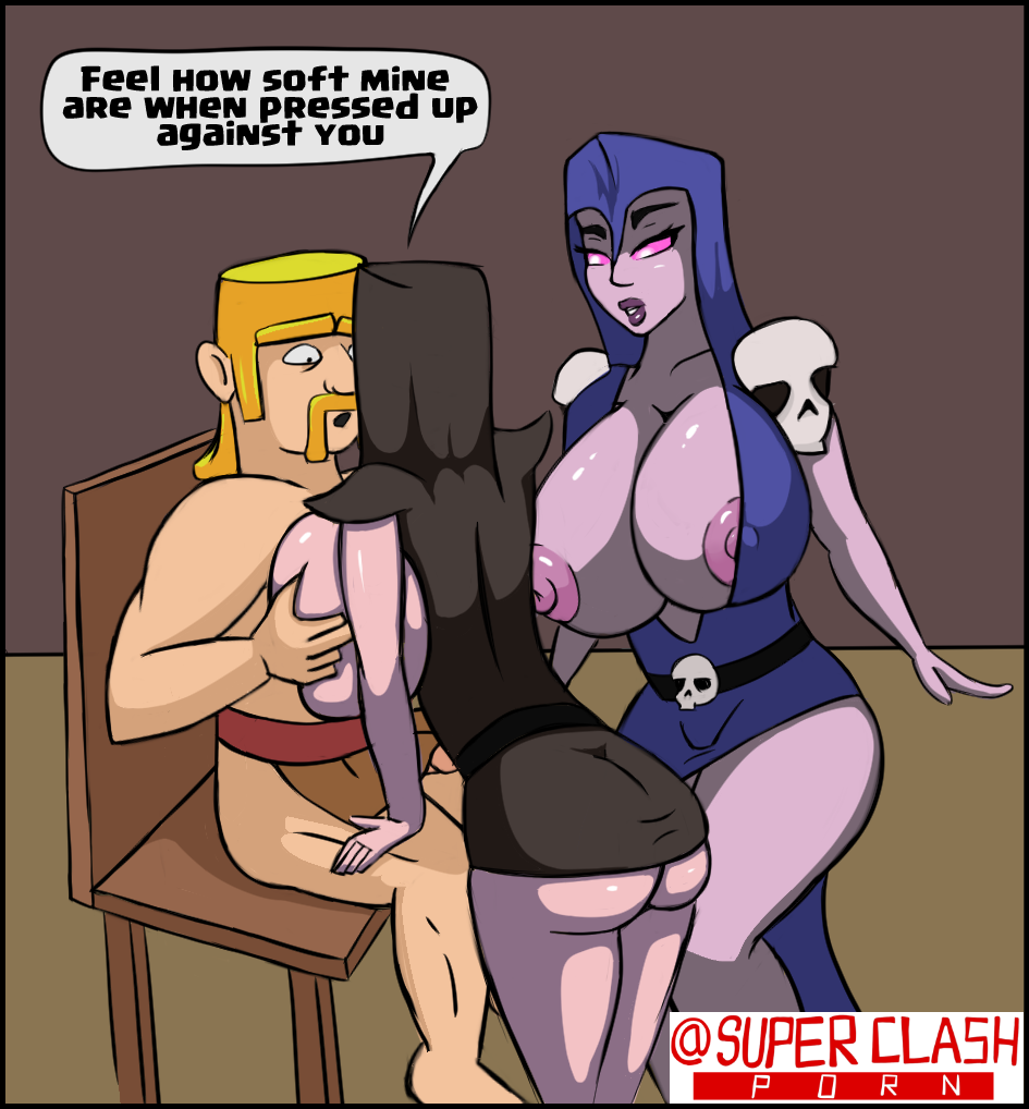 clash get witch how to royale Kill la kill breast expansion