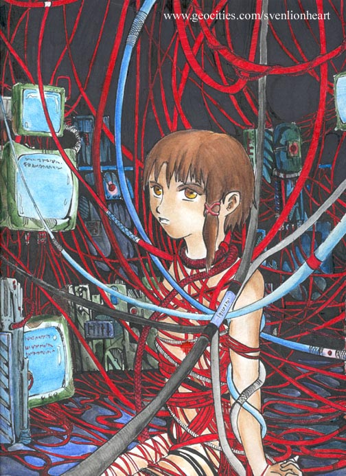 serial experiments lain Naruto absorbs the infinity stones fanfiction