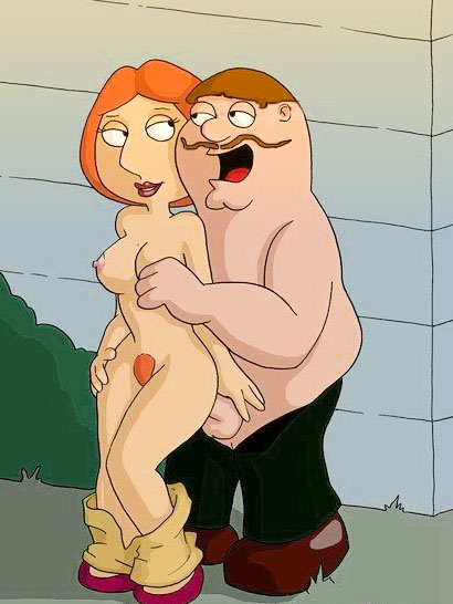 lois guy naked family griffin from My little pony flim and flam