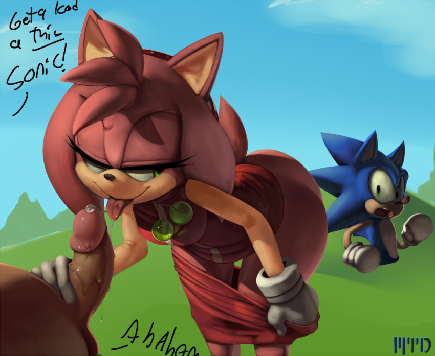 from amy pictures sonic of Panty and stocking and garterbelt