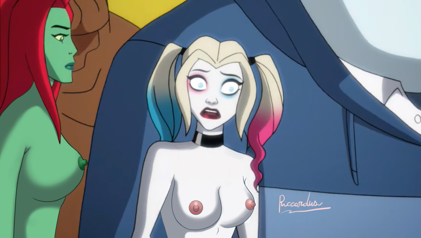 nude pictures of harley quinn Kara from detroit become human