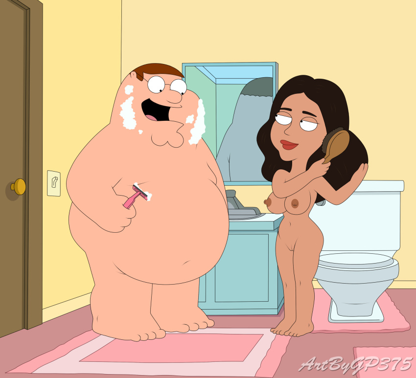 underwear guy in lois family Chika i'll give you a cola