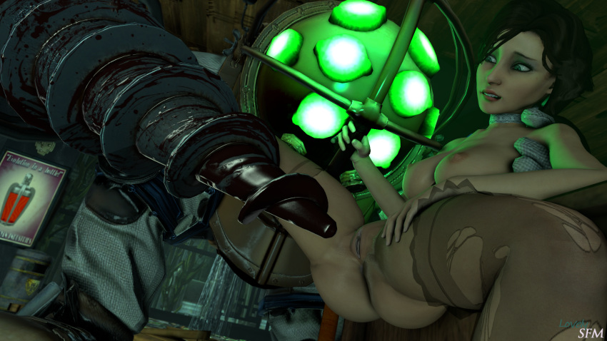 songbird the infinite - bioshock Transformers prime jack and airachnid fanfiction