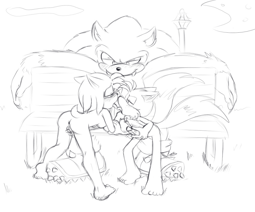 x rose sonic amy gif Undertale sans and underfell sans