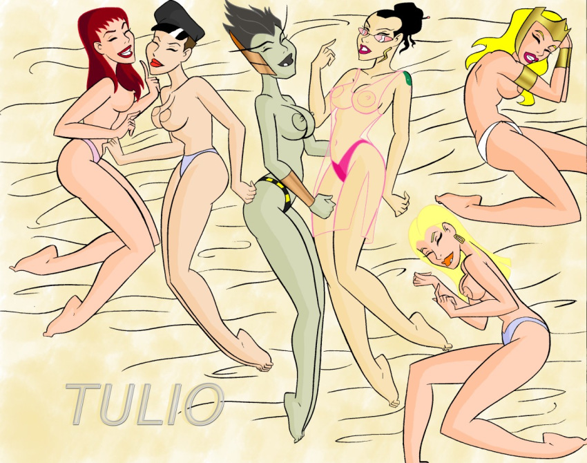 star justice unlimited sapphire league Supreme kai of time nude
