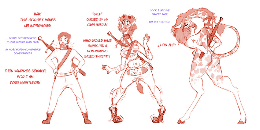 to male female comic transformation Wander over yonder sylvia pregnant