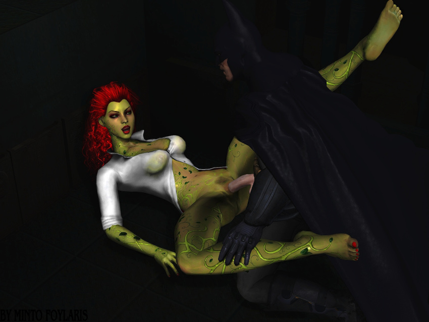batman ivy poison arkham on assault Pictures of chara from undertale