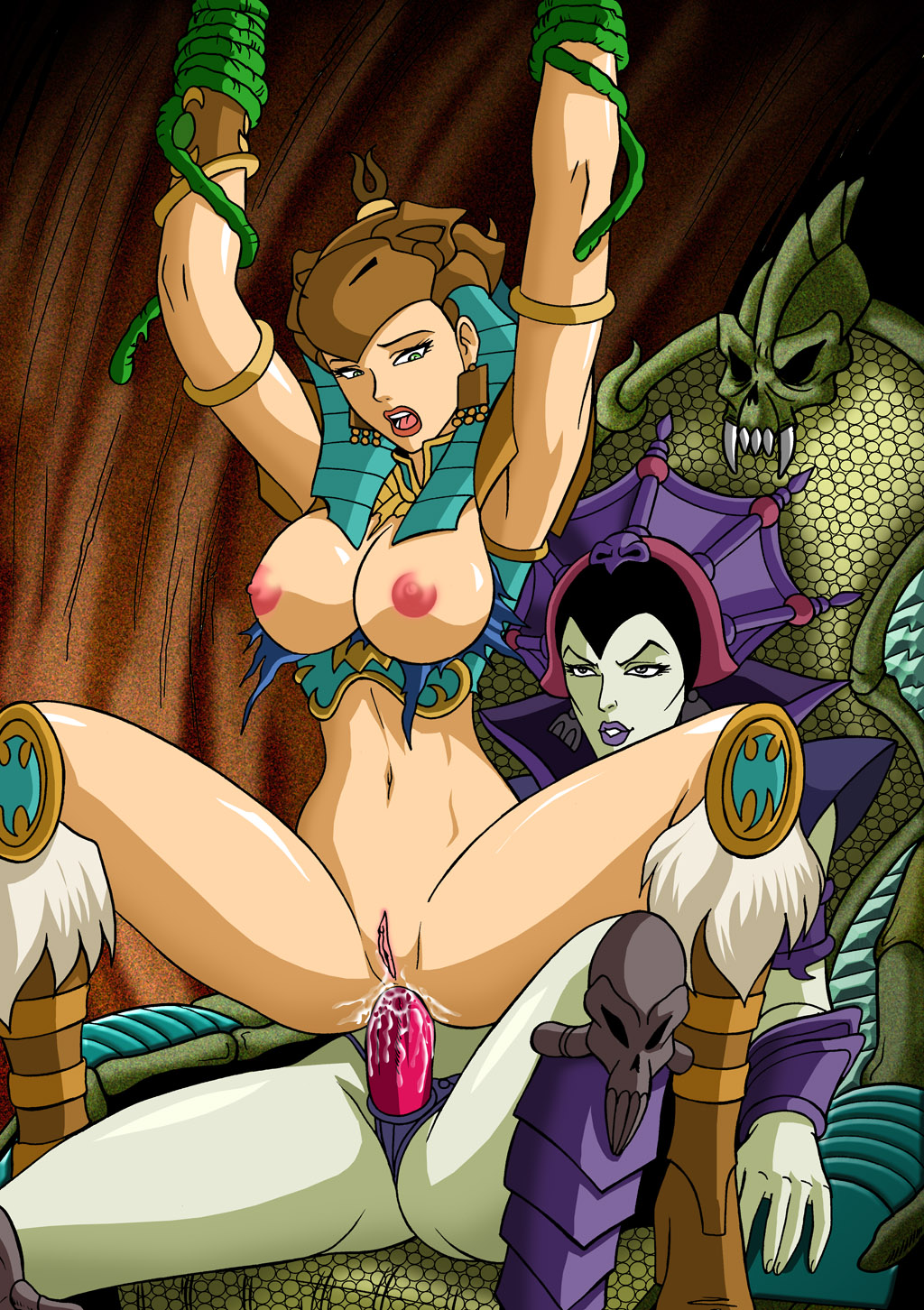 is fleet third master where the Violet and rosa breast pregnancy